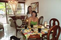 صور توضيحية لهذه الفئة من الإقامة مقدمة من   Centro Catalina
