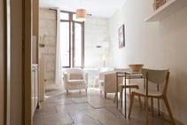 صور توضيحية لهذه الفئة من الإقامة مقدمة من   Institut Européen de Français