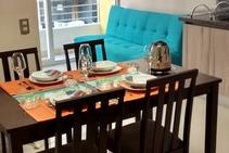 شقة Tarapacá, Violeta Parra Escuela de Idiomas - TANDEM Santiago, سانتياغو - 1