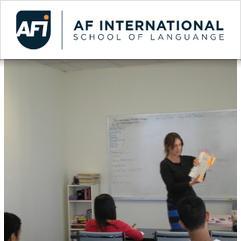 A F International College, لوس أنجلوس