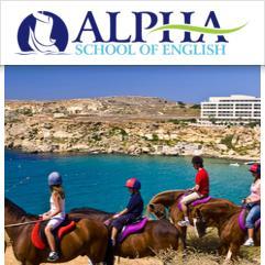 Alpha School of English, سانت بولس باي