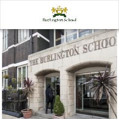 Burlington School, لندن