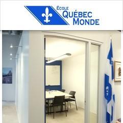 École Québec Monde, كيبيك