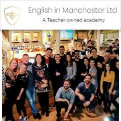 English in, مانشستر