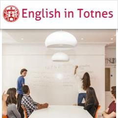 English in Totnes, توتنيس