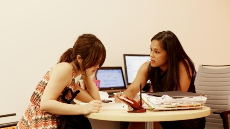 الدراسة في EC English