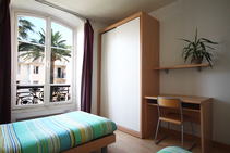 Residència Campus Central, Azurlingua, ecole de langues, Niça - 1