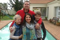 Família Amfitriona, Bay Language Institute, Port Elizabeth