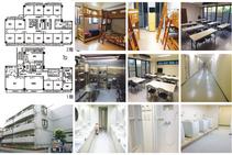 Akabane Dormitory, JCLI Japanese Language School, Tòquio