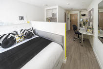 Alice House Studio Apartments, Kaplan International Languages, Oxford - 2
