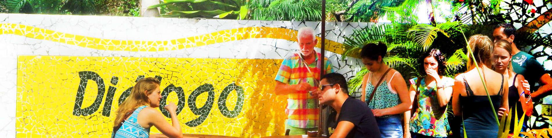 Imatge 1 de l'escola Dialogo Brazil - Language School