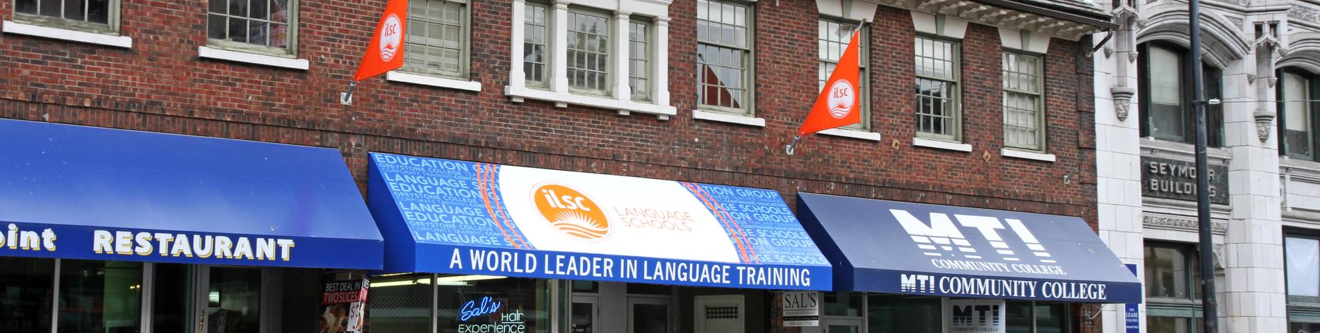 Imatge 1 de l'escola ILSC Language School
