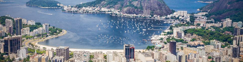 Эскиз видеоролика города Рио-де-Жанейро