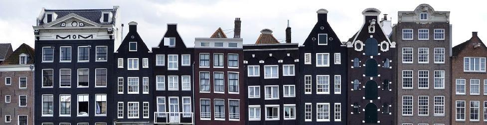 Эскиз видеоролика города Амстердам