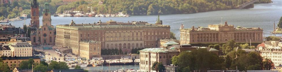 Эскиз видеоролика города Стокгольм