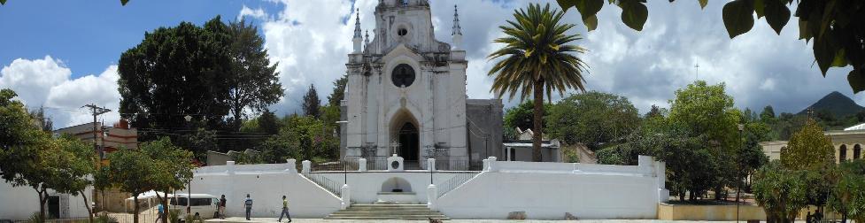 Эскиз видеоролика города Оахака