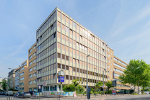 Youth Hotel - Come2gether, DID Deutsch-Institut, Francoforte