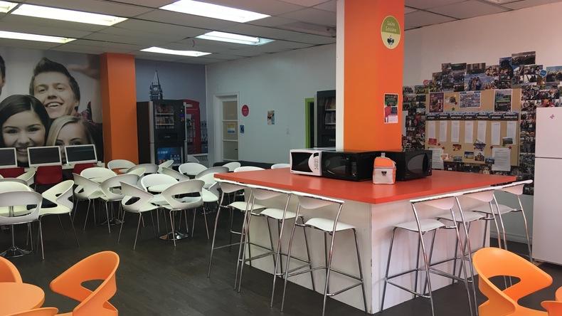 Caffetteria Bouchereau Lingua International