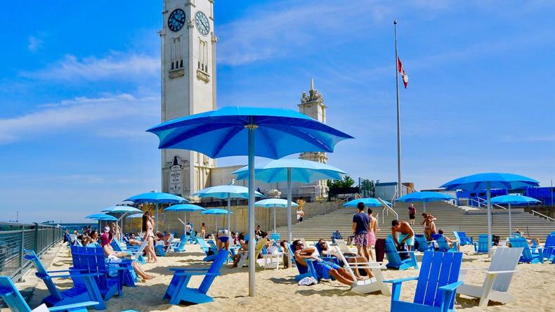 Giorno in spiaggia