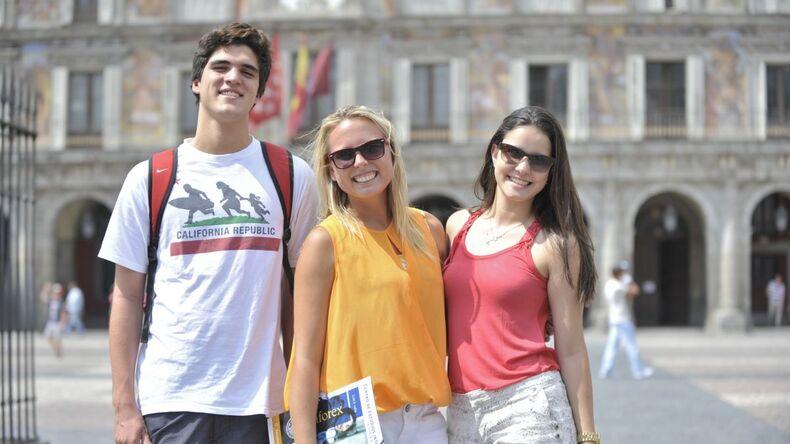 Gite in Madrid