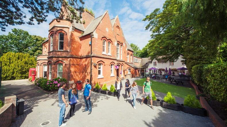 Campus di Kings Bournemouth