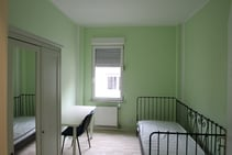 Chambre Simple (Bismarckplatz), Alpha Aktiv, Heidelberg - 1