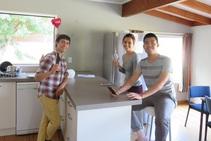 Maison étudiante, Language Schools New Zealand, Queenstown