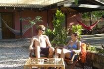 Casa El Mar, WAYRA Spanish School, Playa Tamarindo