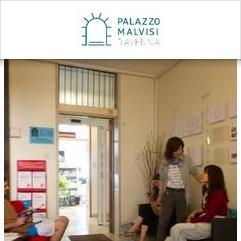 Scuola Palazzo Malvisi, Ravenne