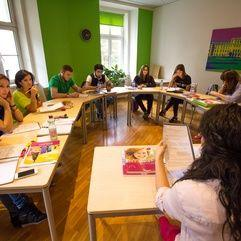Wien Sprachschule, Vienne