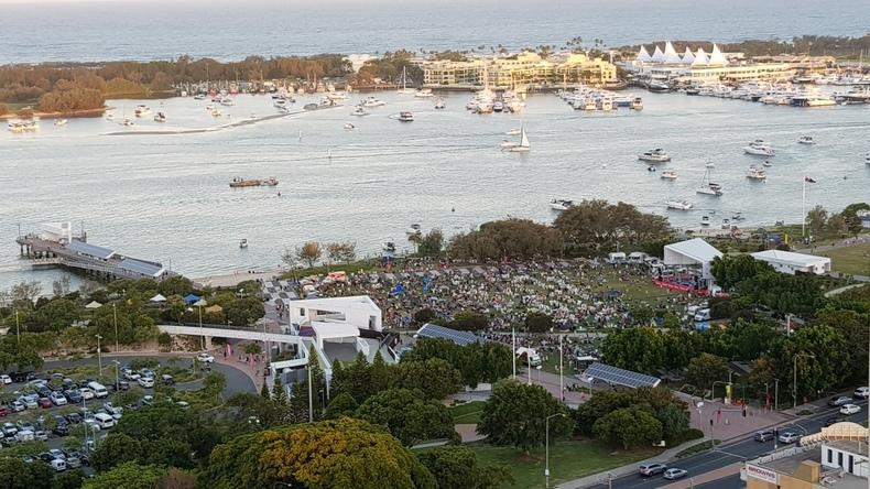 Gold Coast, Australie