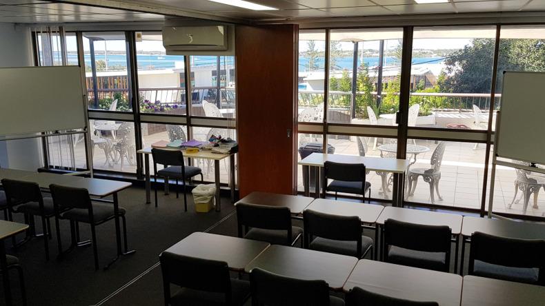 Classe de Australian International College of Language