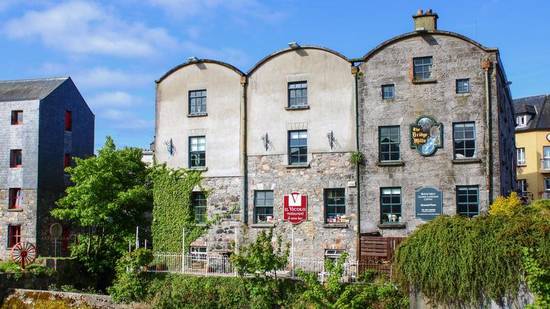 Bridge Mills Galway Language Centre (École)