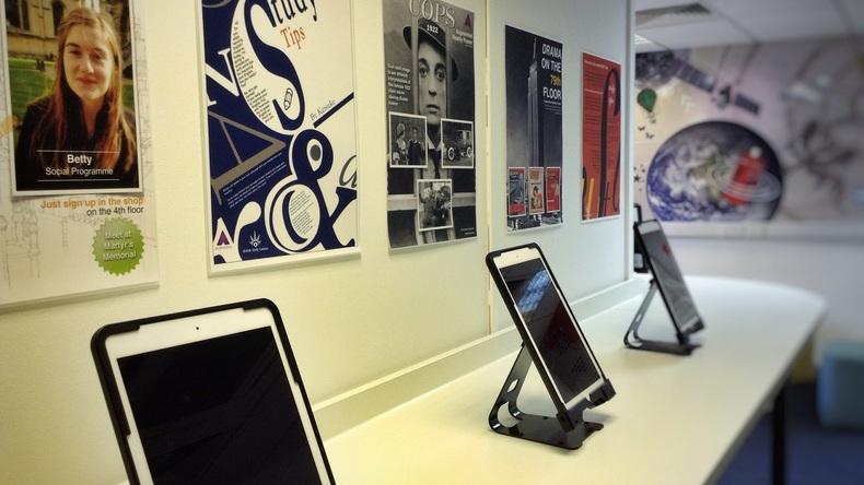 Installations de British Study Centre