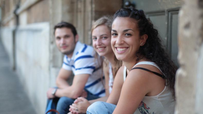 Etudiants à Oxford