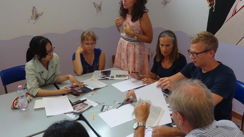 Cours au Centro Studi Idea Verona