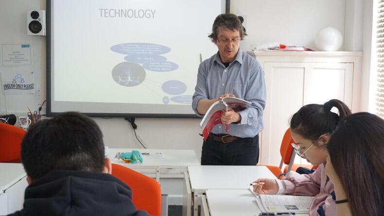 Enseignant enseignant