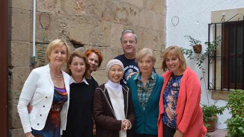 Enseignants du Colegio de España