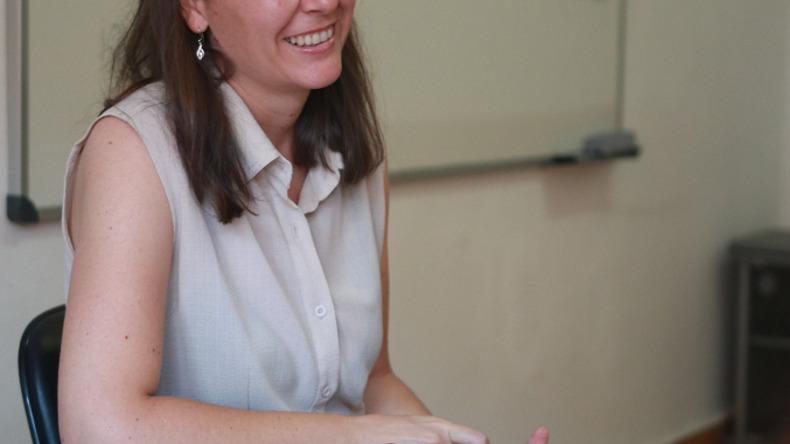 Enseignant en classe