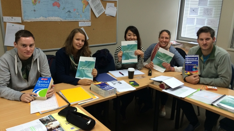 Leçon des écoles Dominion English Schools