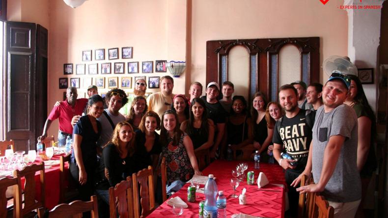 Étudiants à La Havane