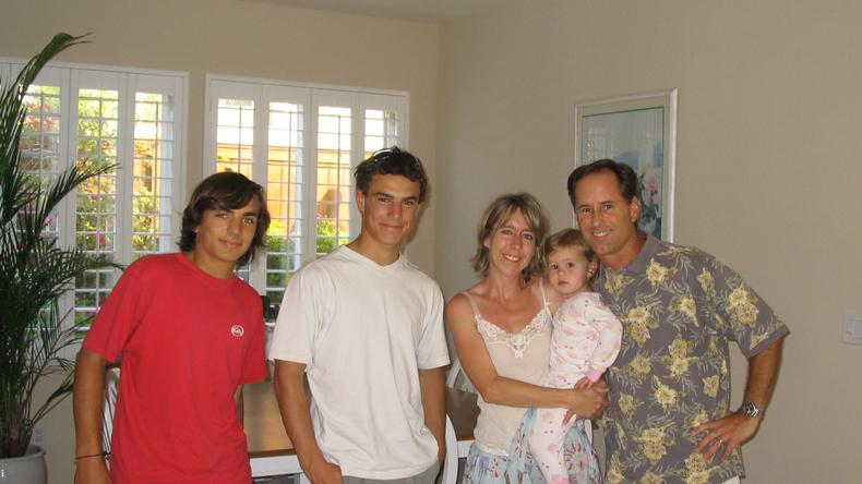 Famille d\'accueil