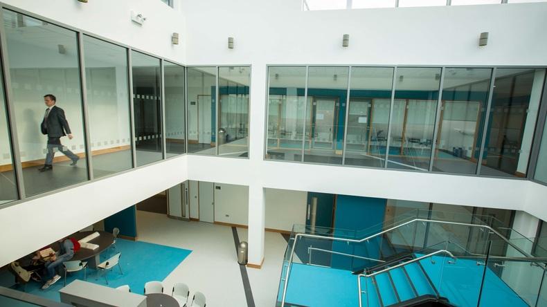 L'intérieur de l'école Future Learning Summer School