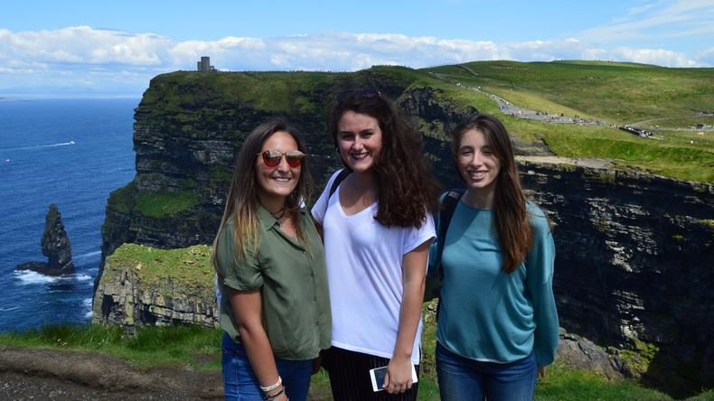 Excursion à Sligo