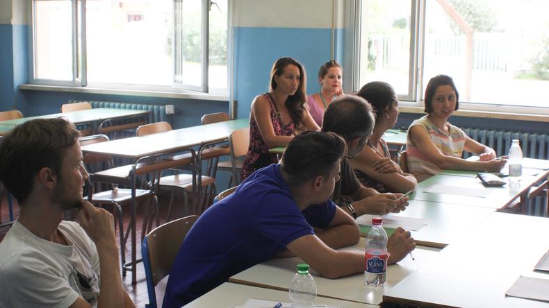 Leçon de Istituto Linguistico Mediterraneo