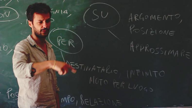 Professeur de Istituto Linguistico Mediterraneo