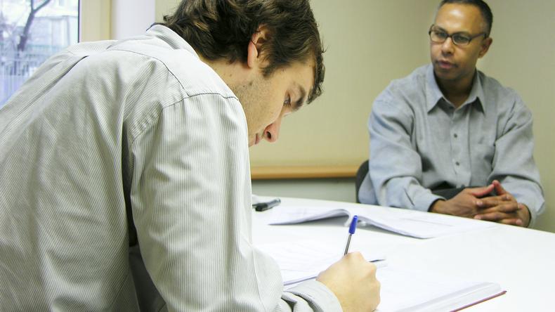 Examen étudiant