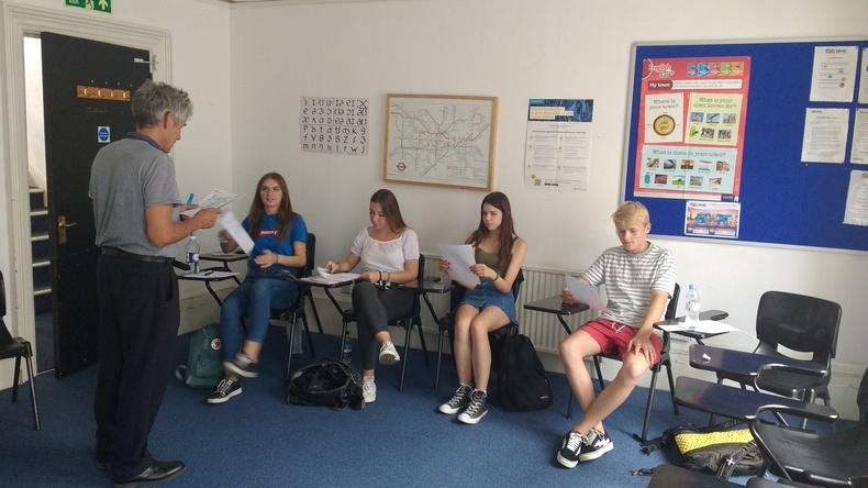 Cours de l'OHC English