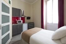 Ilustrační obrázek této kategorie ubytování poskytnutý školou Actilangue - 1