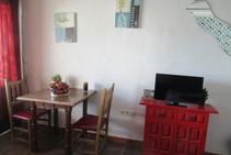 Ilustrační obrázek této kategorie ubytování poskytnutý školou Centro de Idiomas Quorum